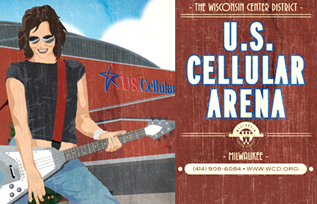 U.S. Cellular Arena, Milwaukee, WI
