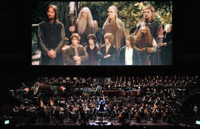 Frodo Can You Hear Me?