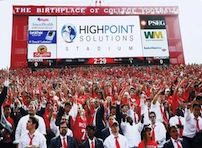 Rutgers Signs Stadium Deal with High Point Solutions