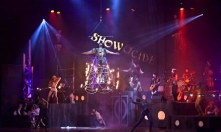 Lucent Dossier Returns to the Palace Theatre in LA