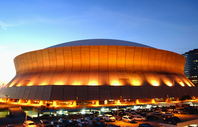 Superdome Meets $12M Mark with Mercedes Deal