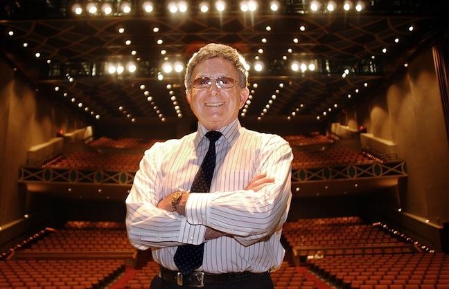 Buffman to Replace Friedman at Ruth Eckerd Hall