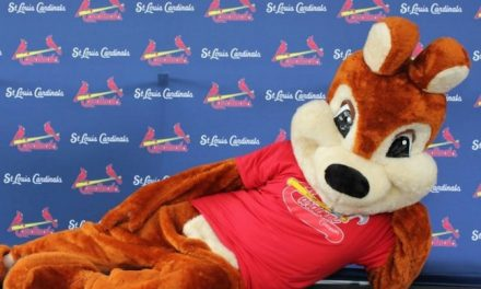 Cardinals Fans Go Nuts for Rally Squirrel
