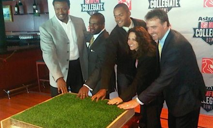 NFLPA and AstroTurf Team Up For College Bowl Game