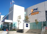 Naming Rights: PNC Arena, Raleigh, N.C.