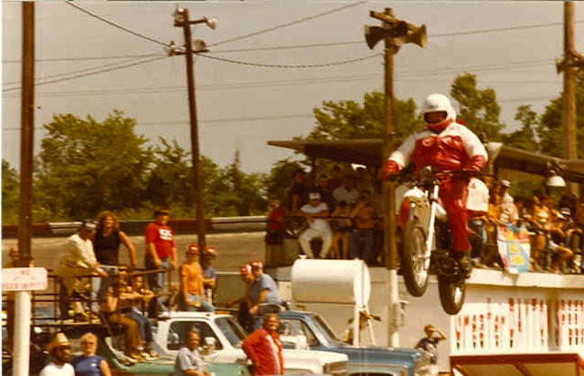 Ed Beckley Crashes Hard; Lives To Ride Again