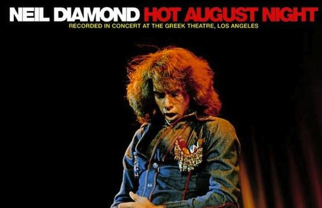 """Diamond Locks In """"Hot August Night"""" Anniversary Show"""