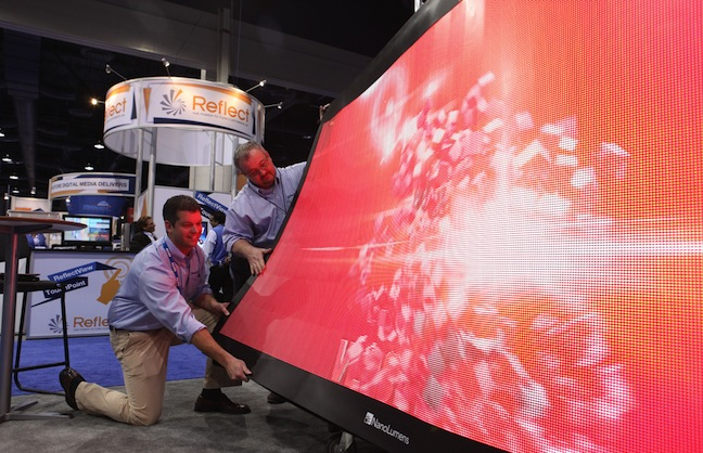 Digital Signage Expo 2012
