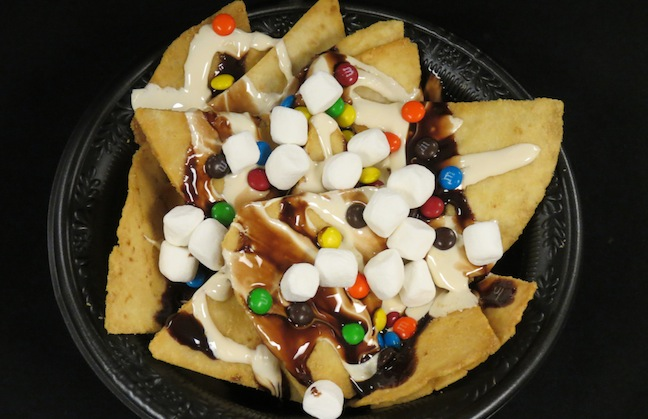 Aramark Reinvents Nachos for 2012 MLB Season
