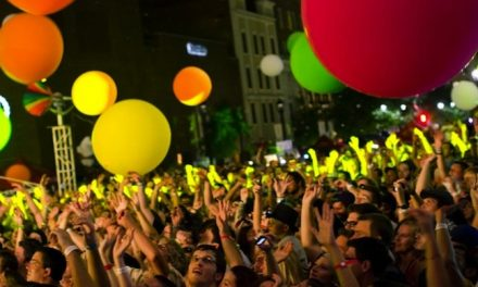 Hopscotch Festival Bounces All Around Raleigh, N.C.