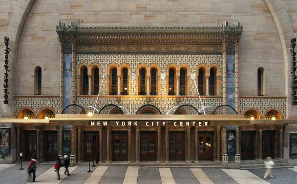 Naming Rights: New York City Center