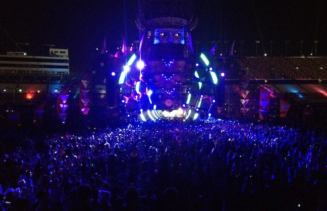 Electric Daisy Carnival Wraps Record Run in the Desert