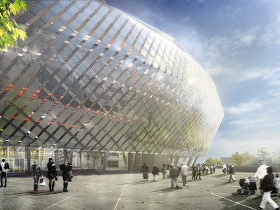 Naming Rights: Tele2 Arena