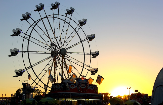 O.C. Fair Embraces Americana