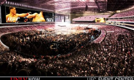 Process Underway for Megastadium in Las Vegas