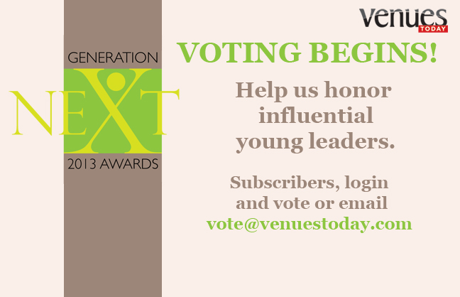 2013 Generation Next Vote Now!