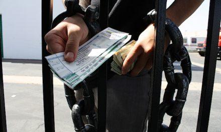 Ticketing Bill Advances