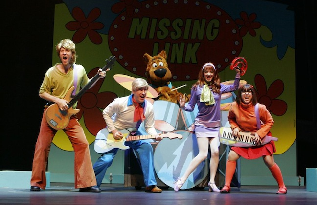 Zoinks! Scooby-Doo Live! Comes to U.S.