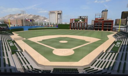 El Paso Breaks Ground on Triple-A Ballpark