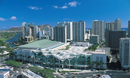 AEG Inks Hawai'i Convention Center
