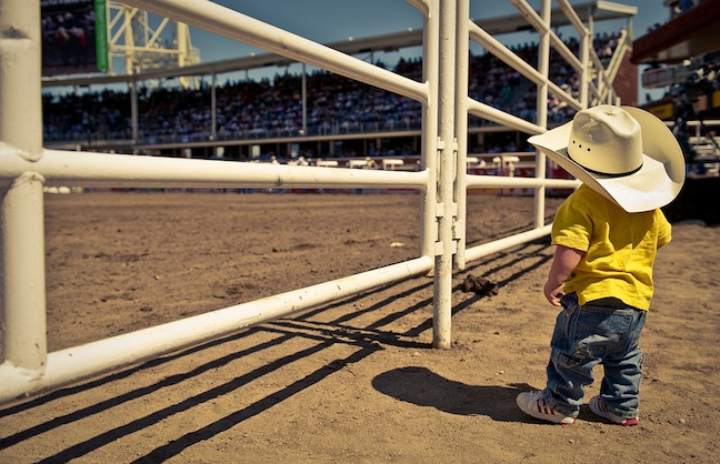 Calgary Stampede Opens in Face of Floods