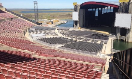 Jones Beach Theater Shakes Off Sandy