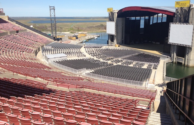 Jones Beach Theater Shakes Off Sandy
