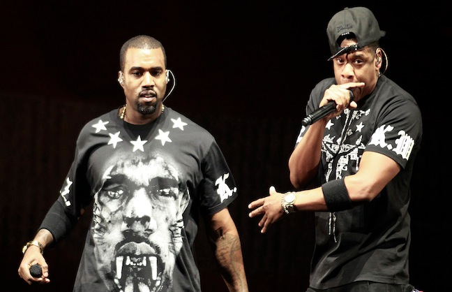 Jay Z and Kanye West Tours Doubling Up In Key Cities