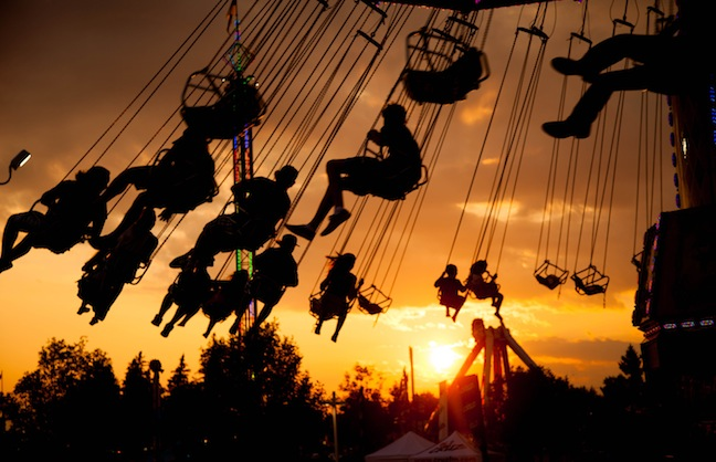 Canadian National Exhibition Attendance Drops