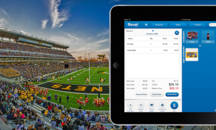 New ASU Stadium Installs iPad POS