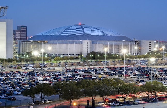 Astrodome May Be Doomed