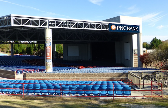 Naming Rights for Charlotte Amphitheater