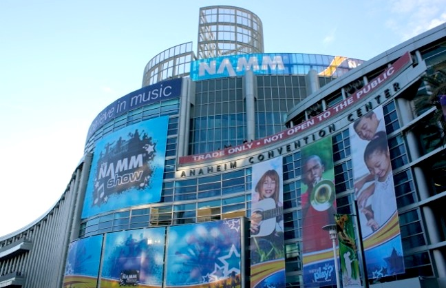 NAMM Keeps Rocking with Biggest Year