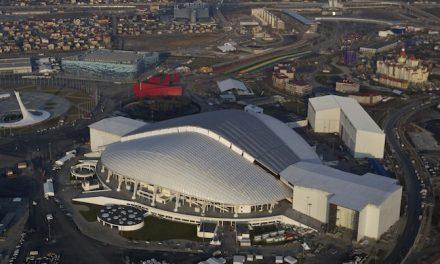 Designer Fights to Keep Roof atop Sochi Stadium