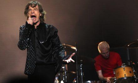 Rolling Stones Postpone Australian Tour