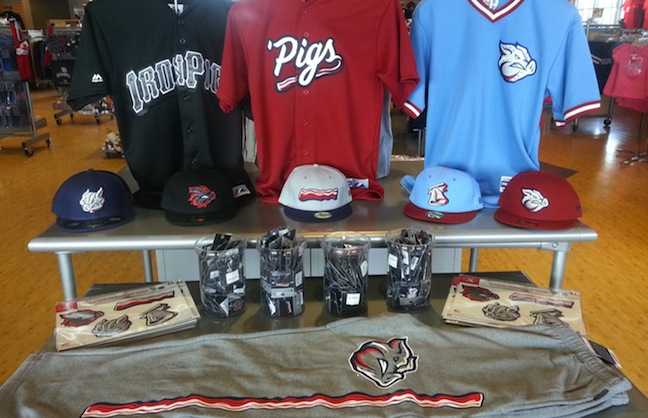 IronPigs Introduce Tasty New Merch