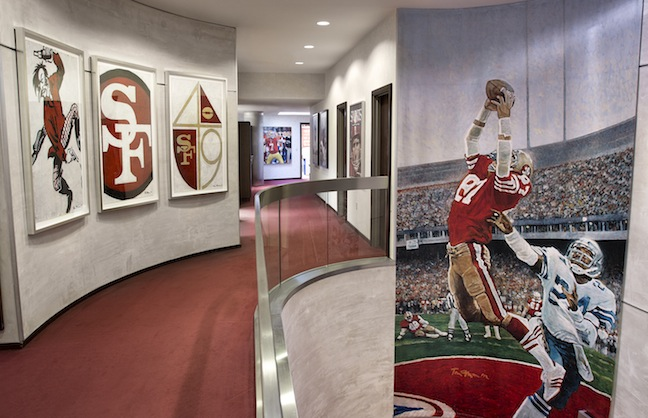 49ers to Install Museum-Quality Art Collection