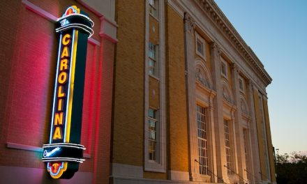 Carolina Theatre Extends Contract