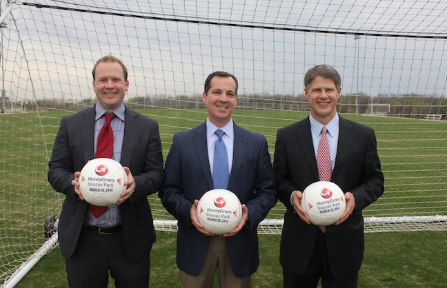 Soccer Expands in Dallas with MoneyGram Naming Rights