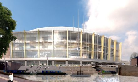 The NIA Nears Completion of Redevelopment