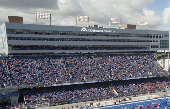 Boise State Stadium Secures Naming Partner