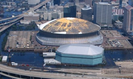 Shelter of Last Resort: Katrina and the Superdome