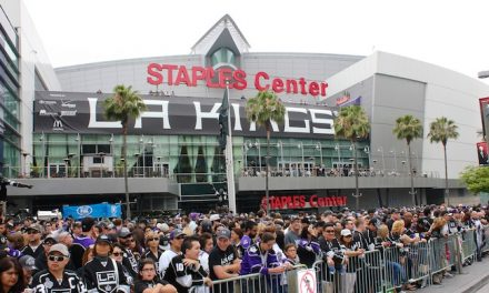 Staples Center's Long Finals Run