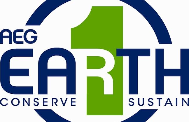 AEG Reports on Sustainability