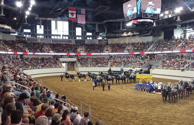 Indiana State Fair's Year of the Coliseum
