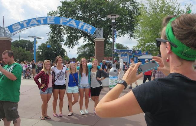 Minnesota Fair Breaks Attendance Record