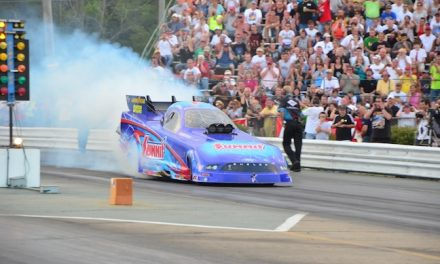 Drag Racing Firm Scores Major Financing