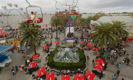 LA County Fair Endures Triple Digit Temperatures