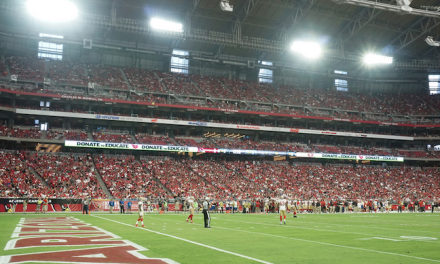 NFL Venue Upgrades to LED