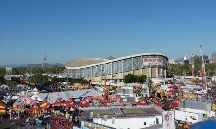 Deals Prevailed at Arizona State Fair